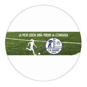 BRAZALETE LESIÓN CD MAGERIT