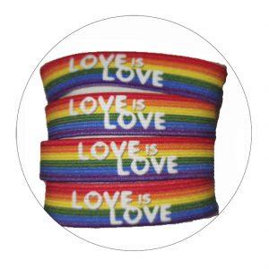 PULSERAS ELÁSTICAS LOVE IS LOVE