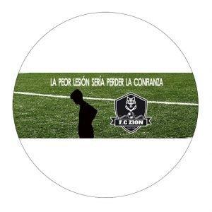 BRAZALETE LESIÓN FC ZION