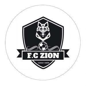 ALFOMBRILLA RATON REDONDA FC ZION