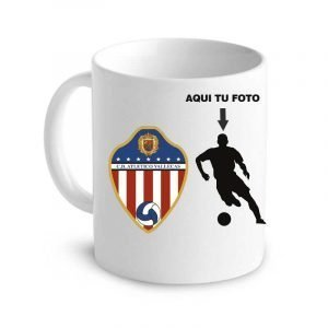 TAZA CD ATLÉTICO VALLECAS FOTO