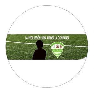 BRAZALETE LESIÓN CD EL PINAR DE NAVALCARNERO